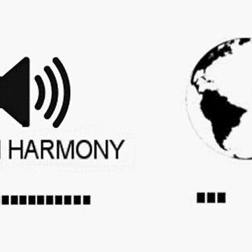 Quinta Armonía vs Mundo de letitbeglee