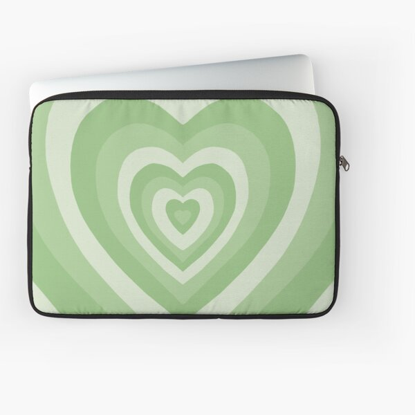 Green Aesthetic Laptop Sleeves Redbubble
