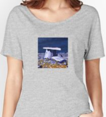 Poulnabrone, Clare Women's Relaxed Fit T-Shirt