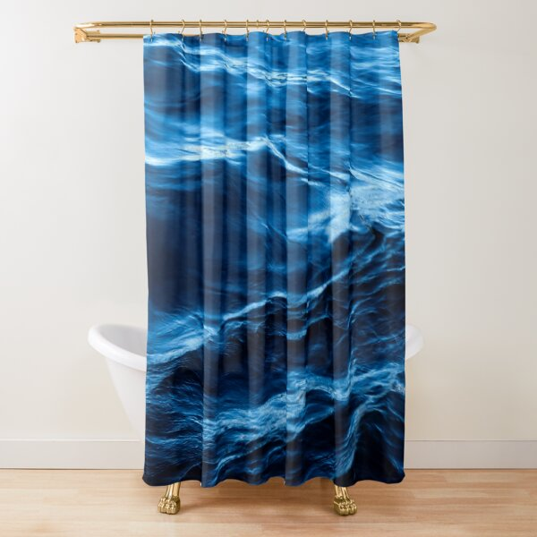 Water, No.13 Shower Curtain