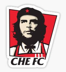 Che Guevara - KFC edition Sticker