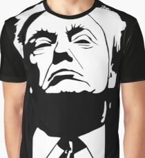 Donald Trump The Don Godfather Graphic T-Shirt