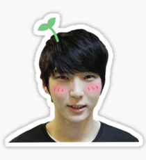 Cute sprout Leo | VIXX Sticker