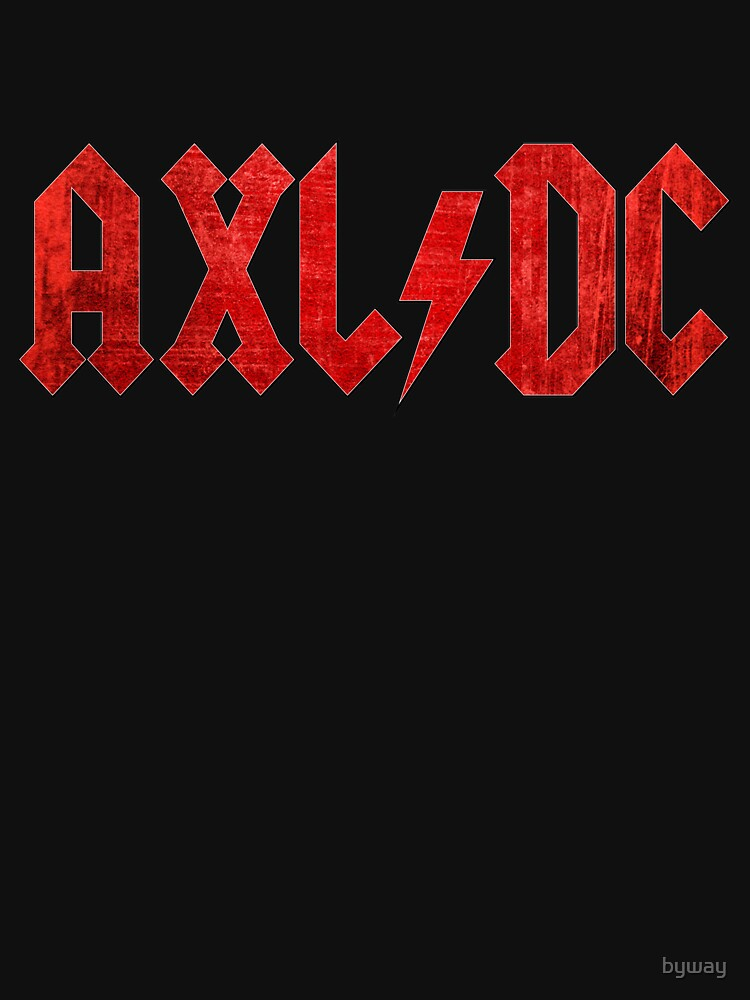 AXL/DC - Variant | Unisex T-Shirt