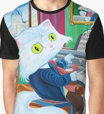 Ludwig van Caathoven Graphic T-Shirt