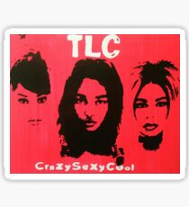 TLC Sticker
