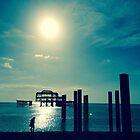 A Walk At West Pier by Adam Regester