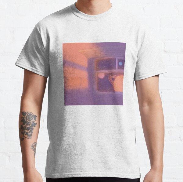 Voyage dans l'univers  T-shirt classique
