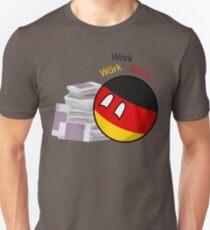 Polandball - Germany doing business  Unisex T-Shirt