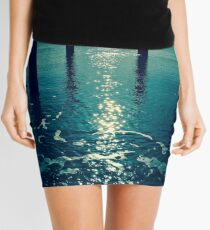 Waters Edge At West Pier Mini Skirt