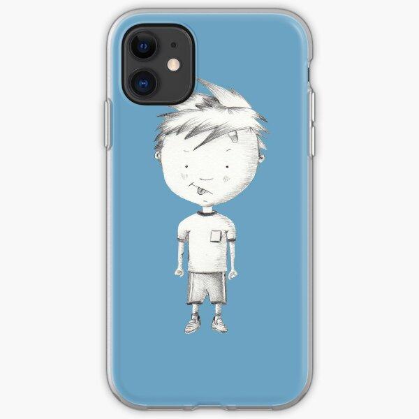 D-Man iPhone Soft Case