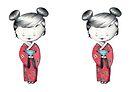 Kimono by Beth Thompson