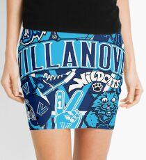 Villanova Collage Mini Skirt