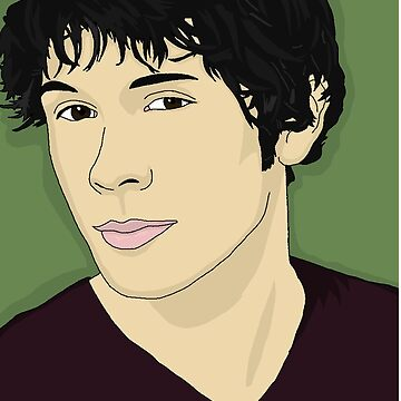Bob Morley (with background) by rinartistic