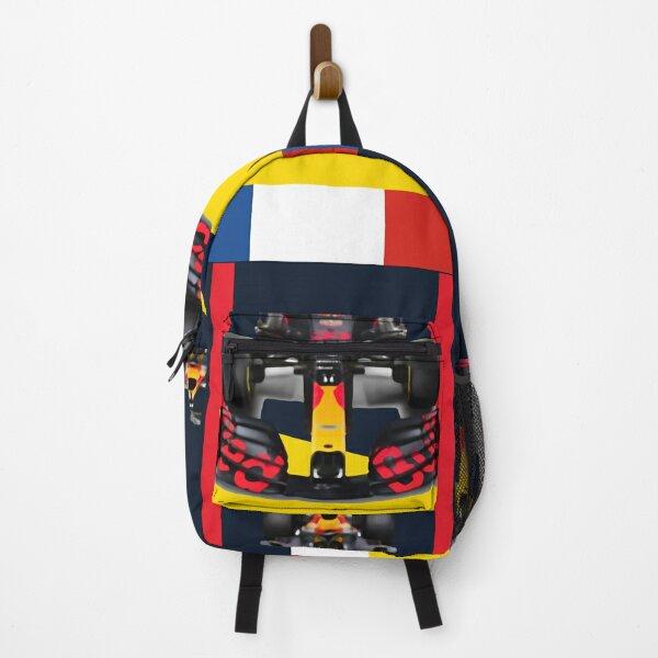 Team Max Verstappen Racing F1 Car | Formula One Backpack
