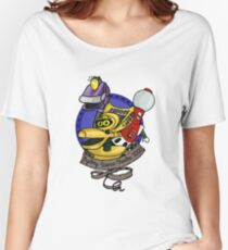 Mst3k Women's Relaxed Fit T-Shirt