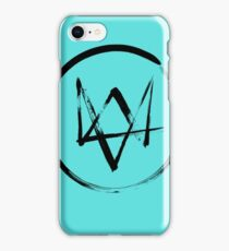 WATCH_DOGS iPhone Case/Skin