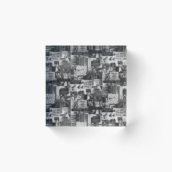 Kai Parker Acrylic Block