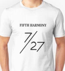 Camiseta unisex Quinta Armonía