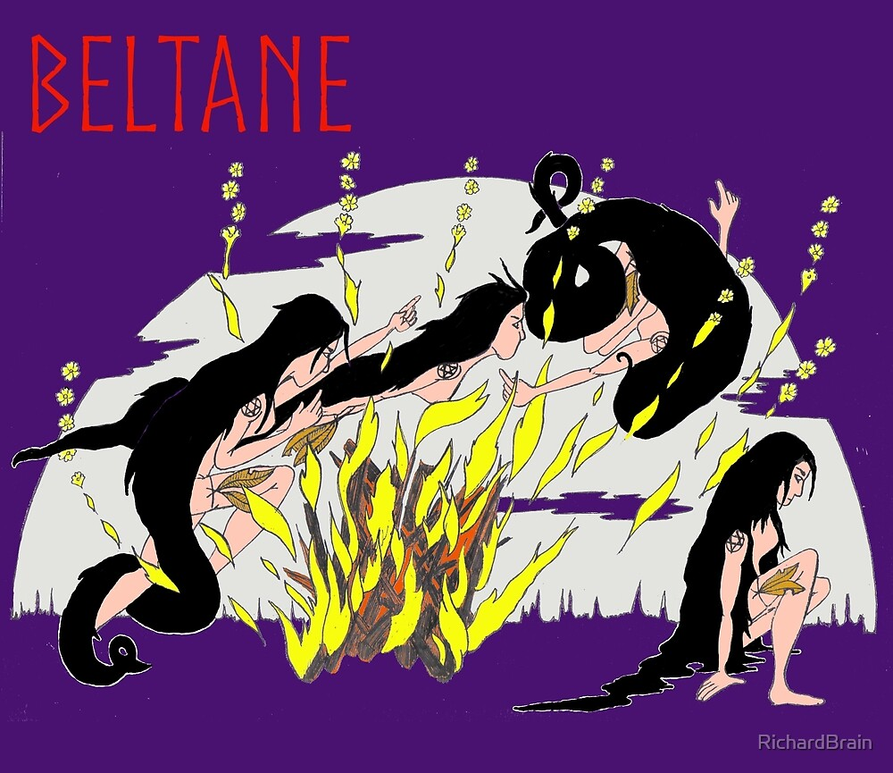 Beltane by RichardBrain