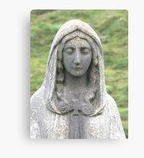 Irish Statue - Unknown Canvas Print
