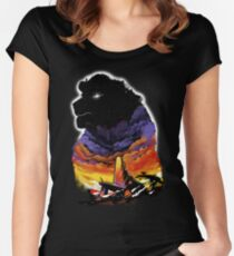 Lion King Women's Fitted Scoop T-Shirt