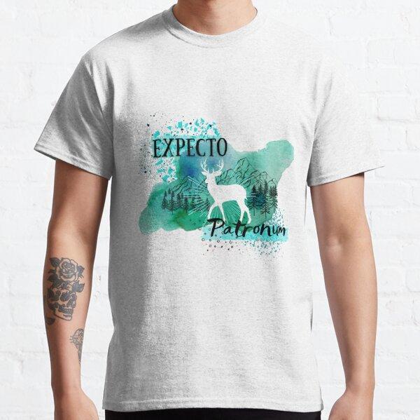 Expecto Patronum Camiseta clásica