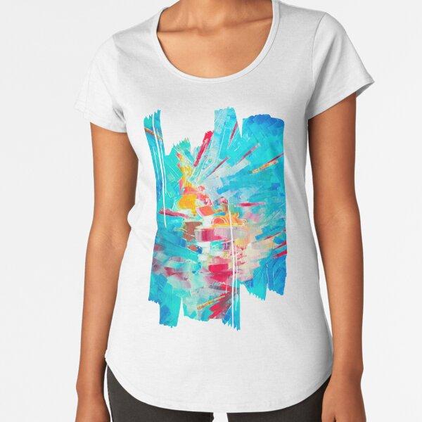 Ad Astra T-shirt premium échancré