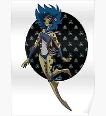 Shark Dancer Poster