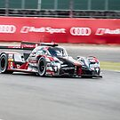 Audi Sport Team Joest No 8 by Willie Jackson