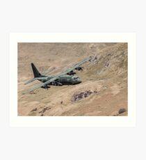C130 Hercules Art Print
