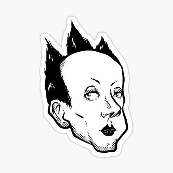 Klaus Nomi Sticker