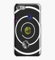 Orbit Of Colour iPhone Case/Skin