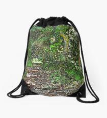 Walnut Creek Park Drawstring Bag