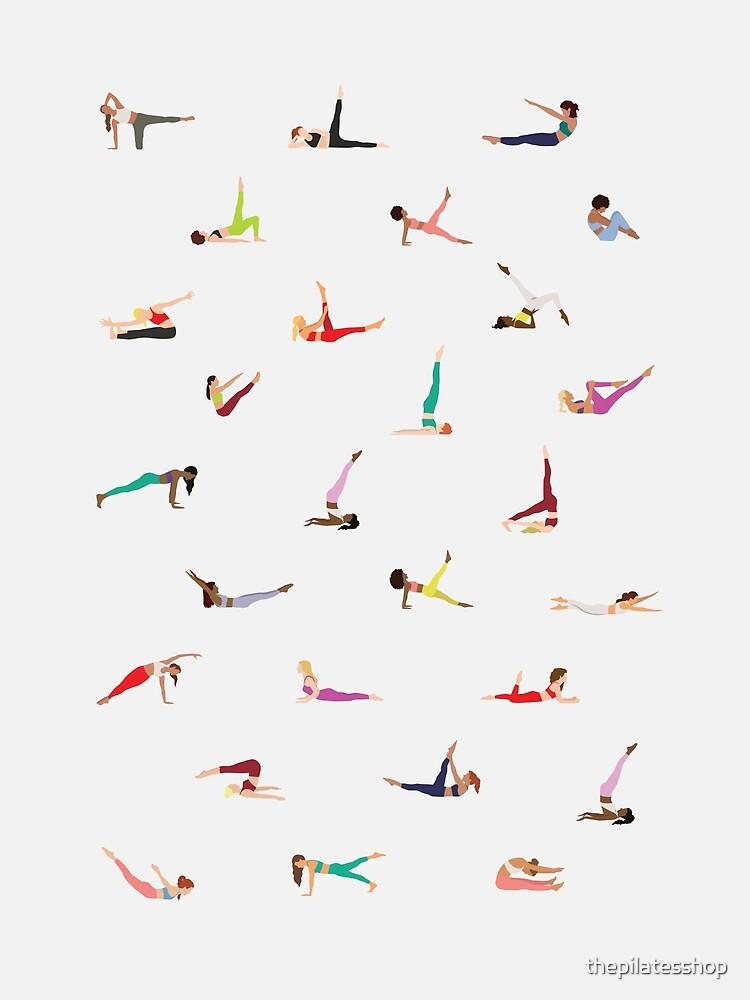 Pilates Classical Exercises by thepilatesshop