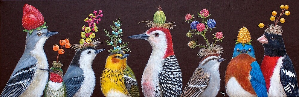 Woody hosts the Berry Festival by Vicki Sawyer