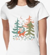 Evergreen Fox Tale T-Shirt