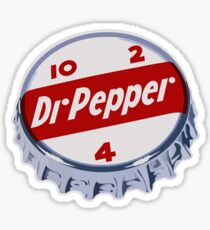 DR.PEPPER 6 Sticker