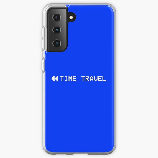 VCR Time Travel Samsung Galaxy Soft Case