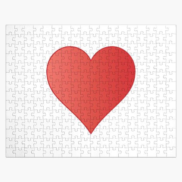 Symbol: Herz, heart #symbol #herz #heart Jigsaw Puzzle