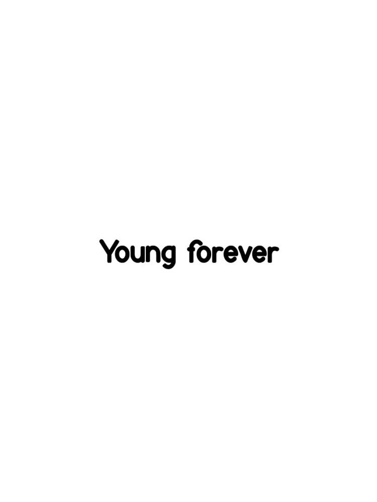 Young Forever de 1004nim