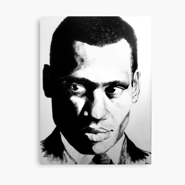 Paul Robeson Canvas Print