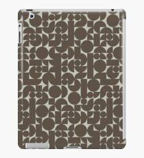 Modular - Earthtones iPad Case/Skin