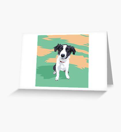 Rosie Greeting Card