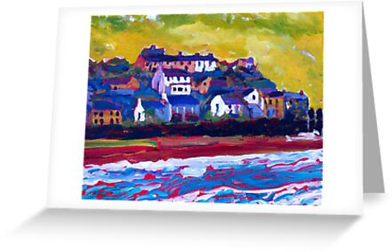 Youghal, Cork by eolai