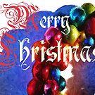 Christmas - wreath - Merry Christmas - Xmas by DarkMina