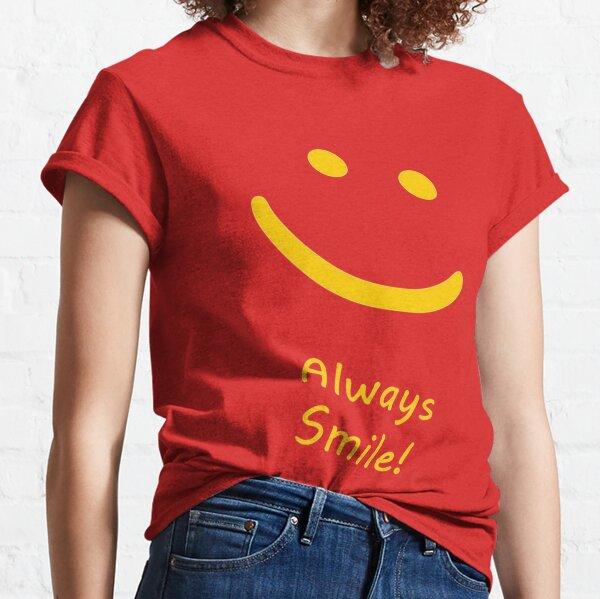smile design Classic T-Shirt