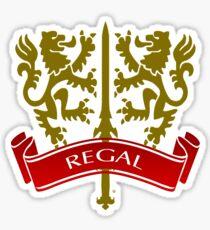 Regal Crest 26 Sticker