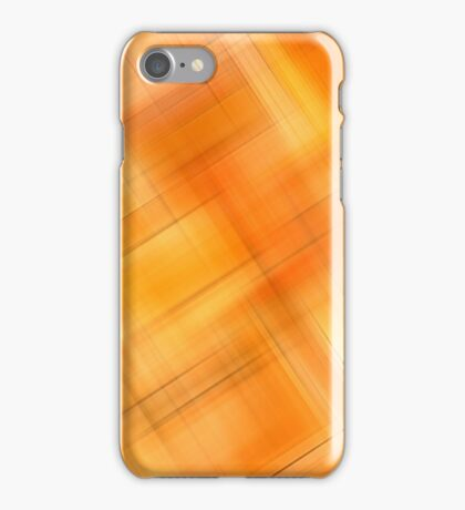 Shades Of Plaid  iPhone Case/Skin