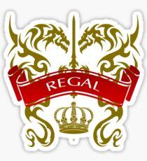 Regal Crest 34 Sticker